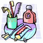 instrumentos de limpieza